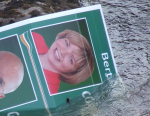 Election Poster: Mary Coughlan
