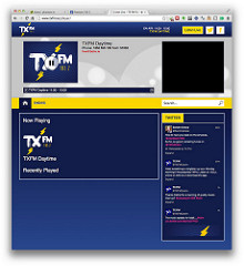 TXFM website