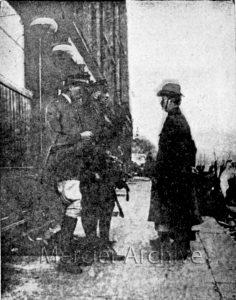1916: Padraig Pearse Surrenders